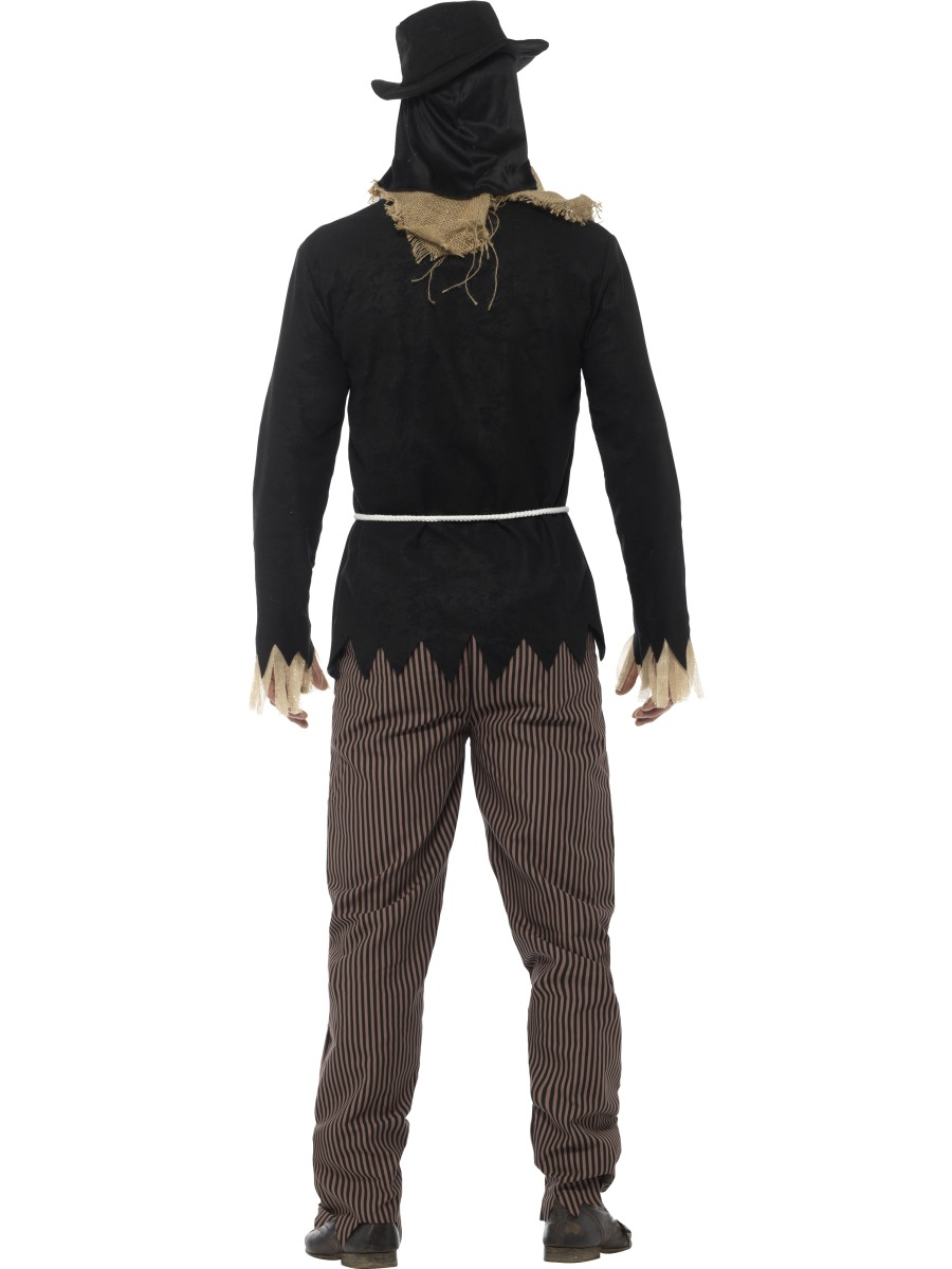 Mens Goosebumps The Scarecrow Costume - Side View · VIEW FULL IMAGE 6c49a78bc04c