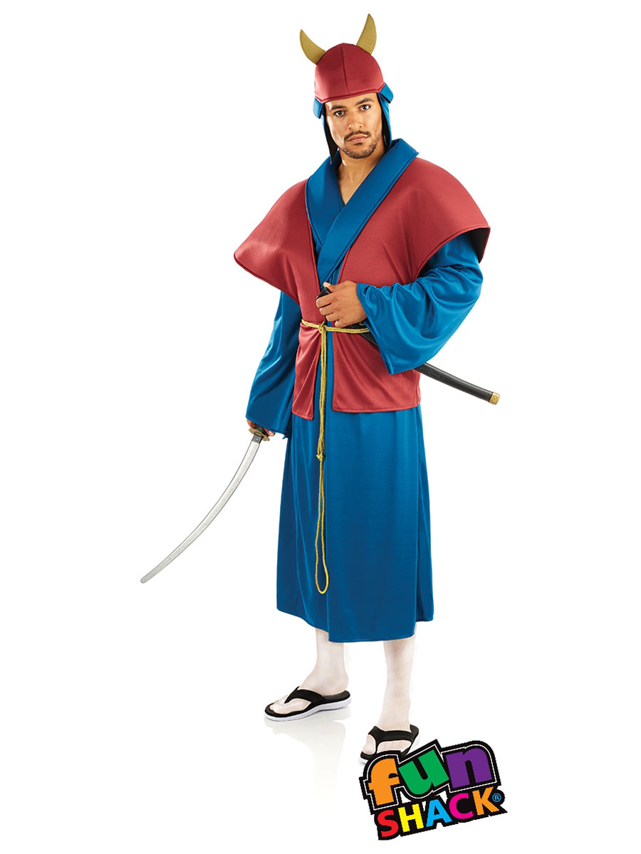 Mens Samurai Costume FS4320 Fancy Dress Ball