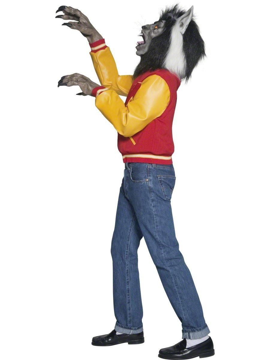 Michael Jackson Thriller Werewolf Mask