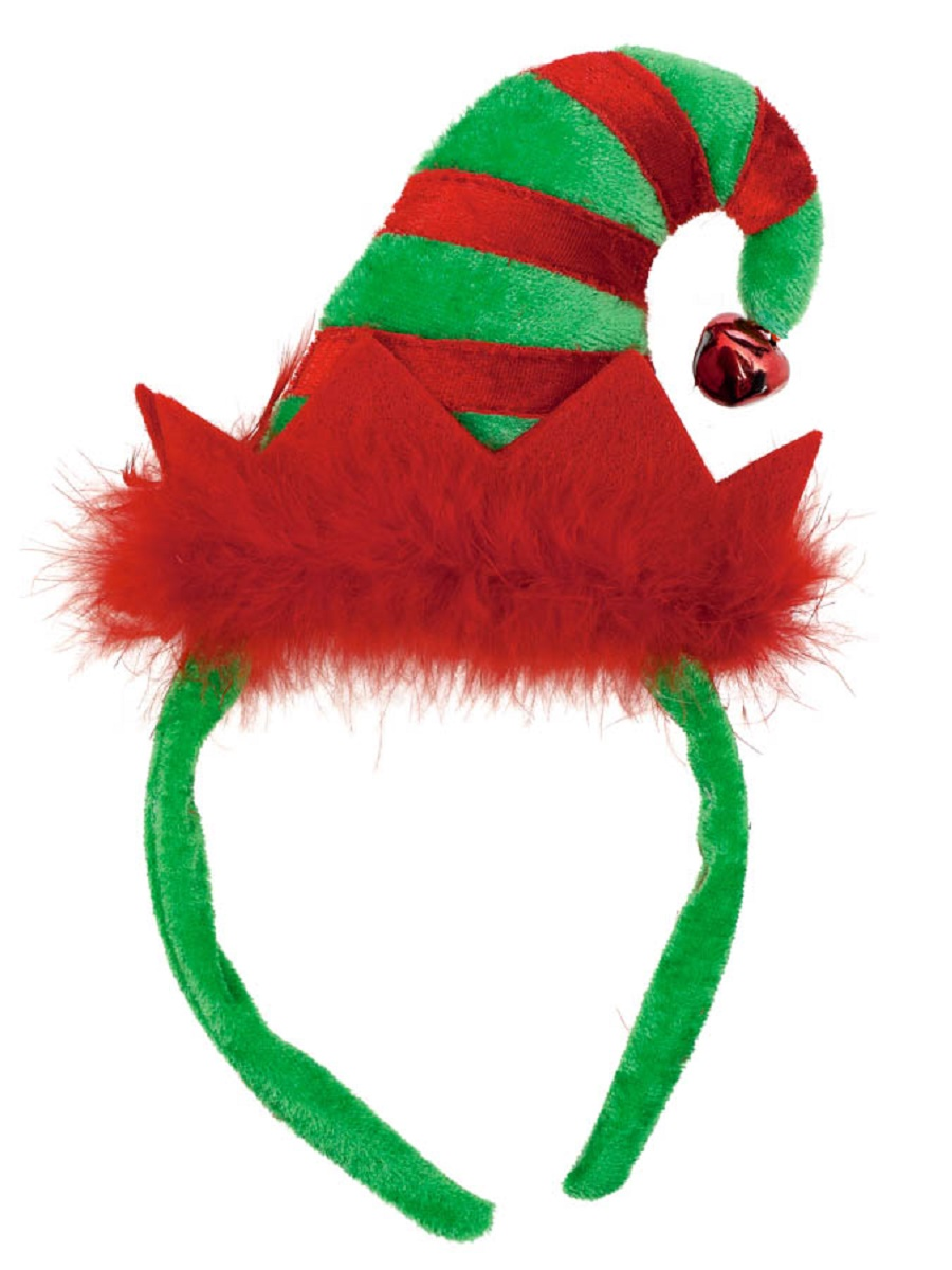 Mini Elf Headband 318719 Fancy Dress Ball