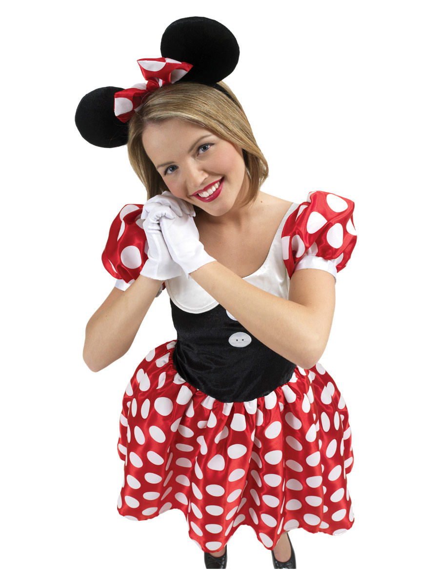 minnie mouse costume 888584 fancy dress ball. Black Bedroom Furniture Sets. Home Design Ideas