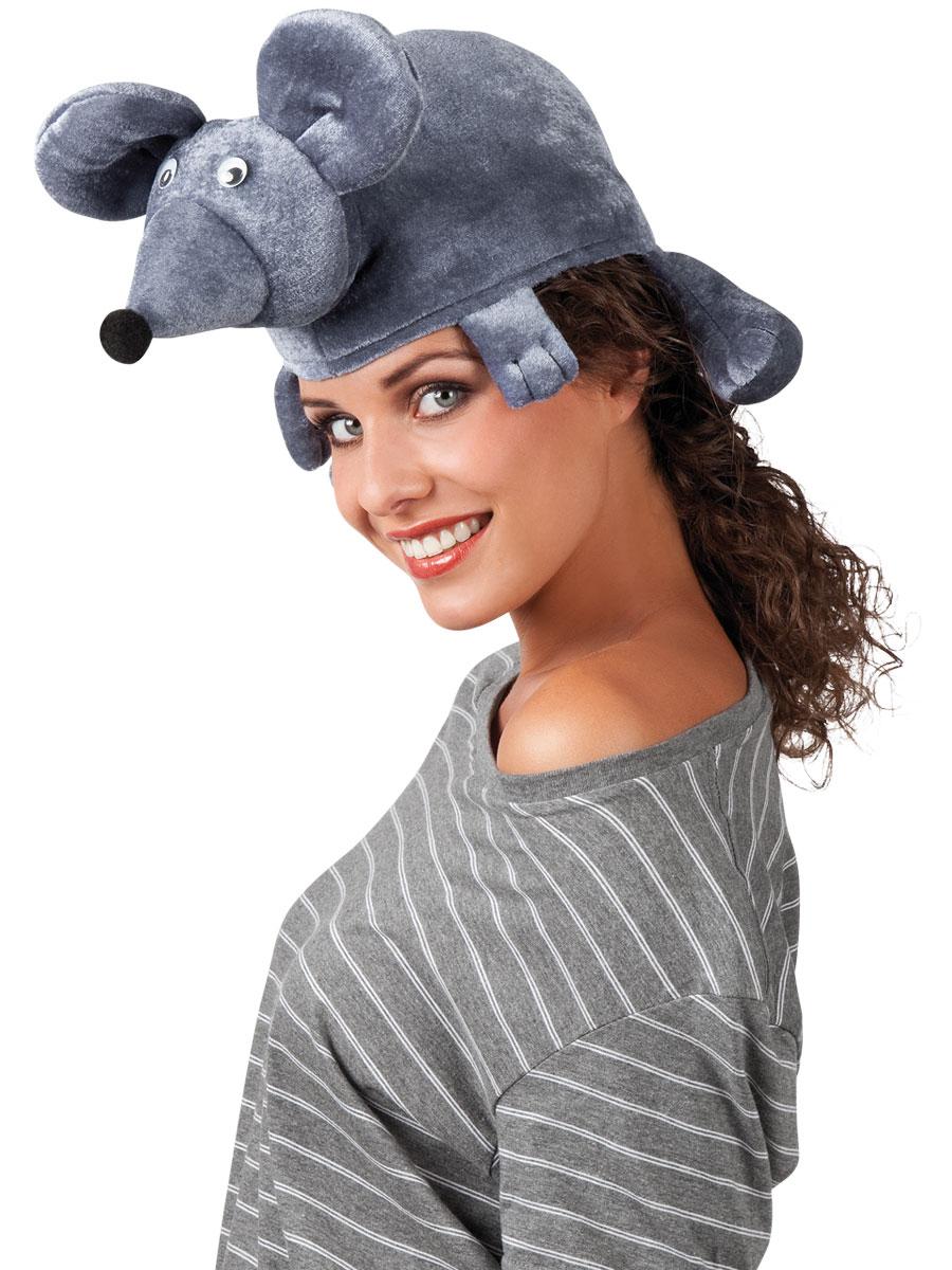Mouse Hat 99937 Fancy Dress Ball