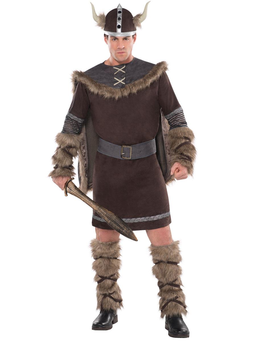 Viking warrior costume 997044 fancy dress ball