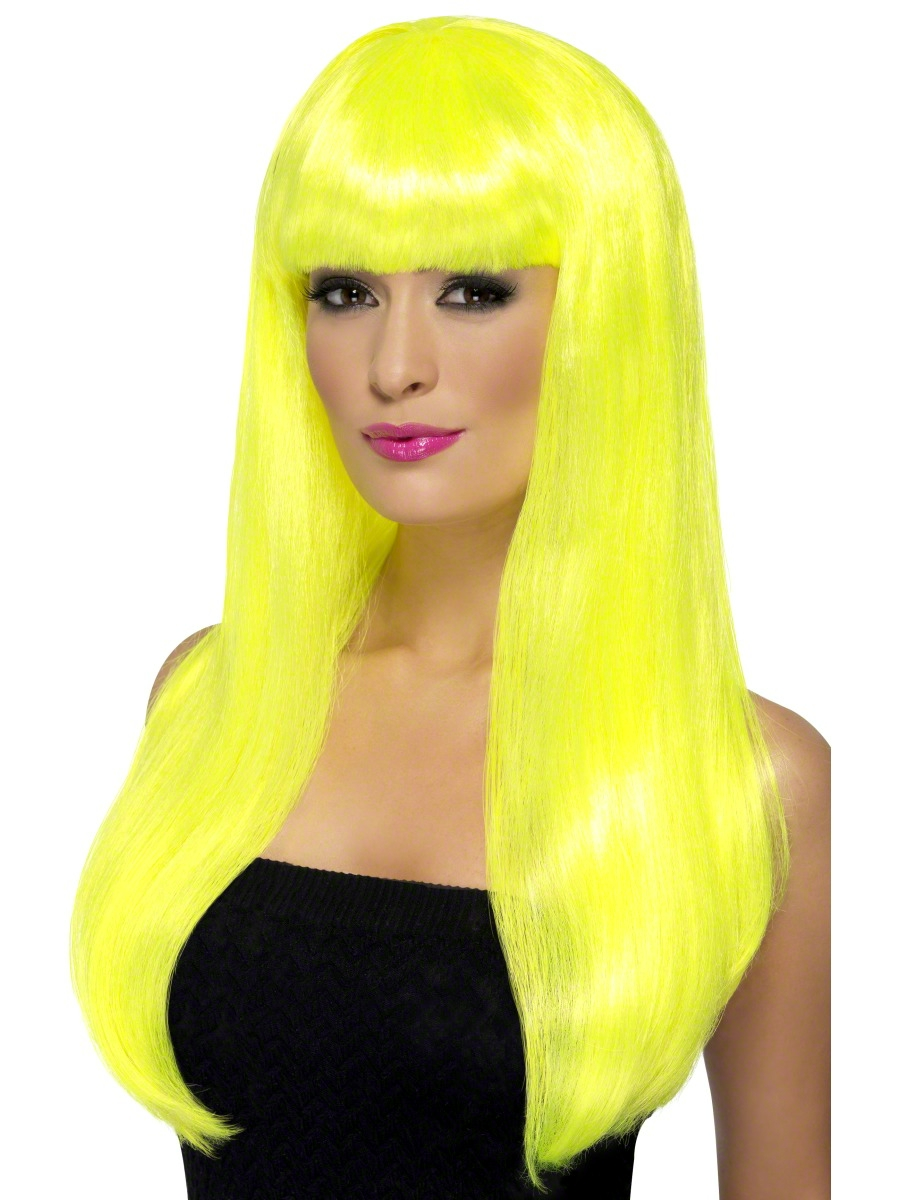 Yellow Wig 26