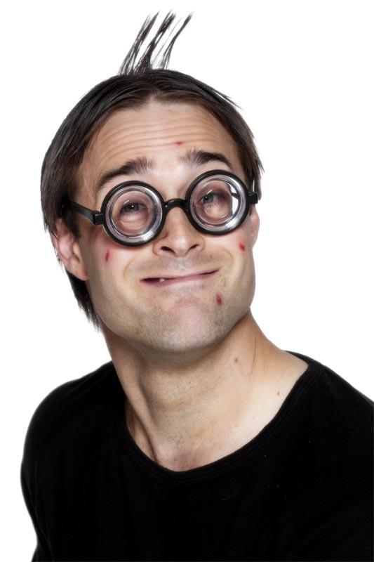 Amazoncom Hot Topic Nerd Glasses Clothing