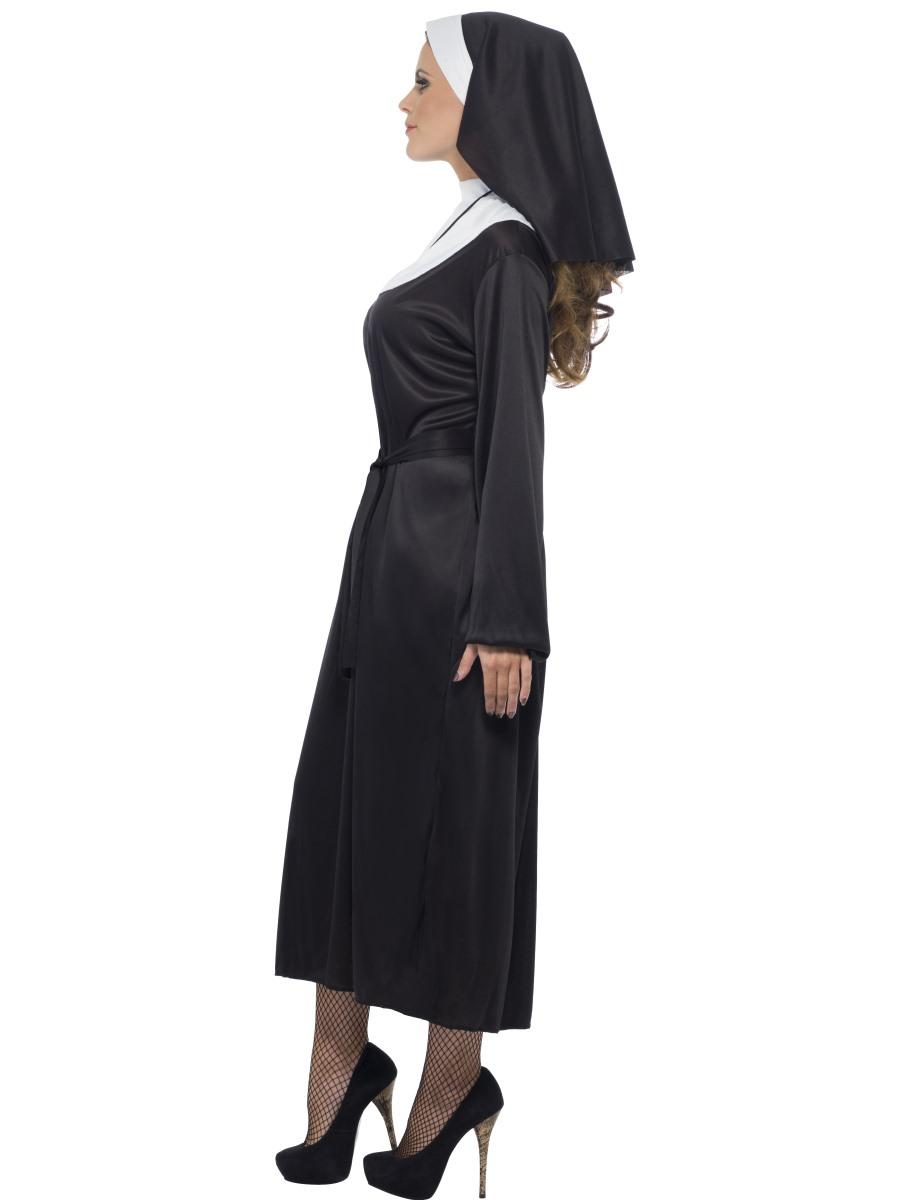 1ee637ef0b5 Adult Nun Costume
