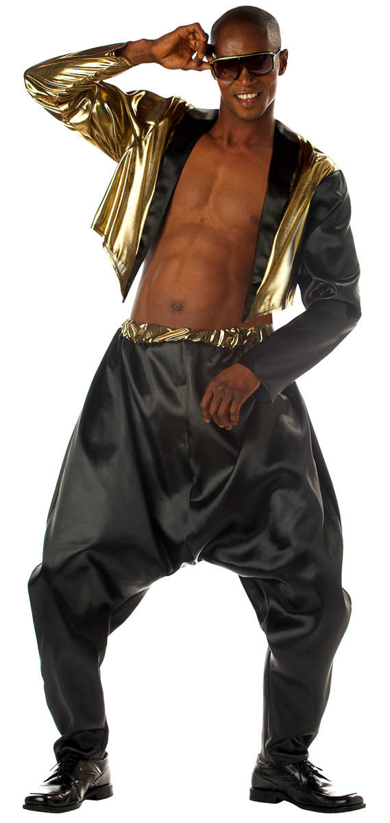 Mc Hammer Halloween Costume
