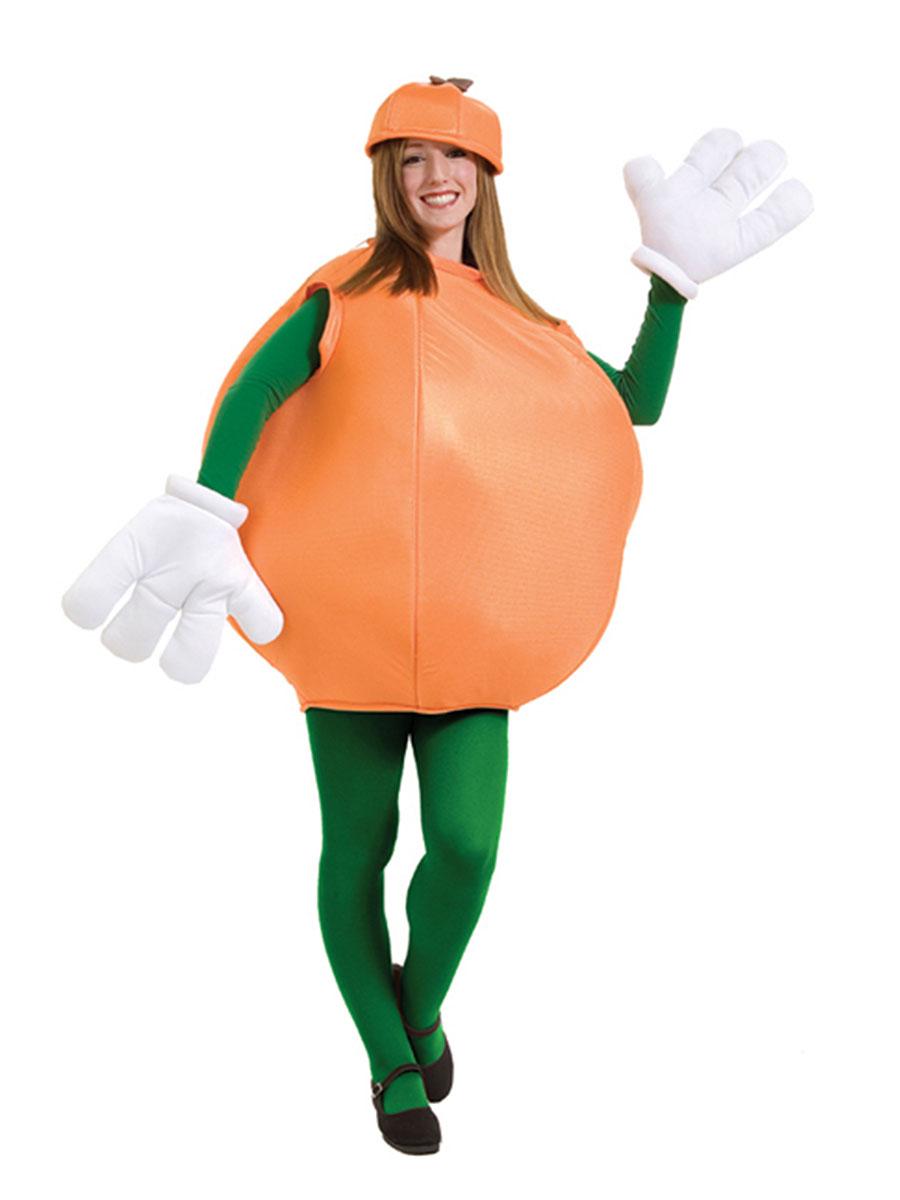 Ladies Orange Dress Shoes