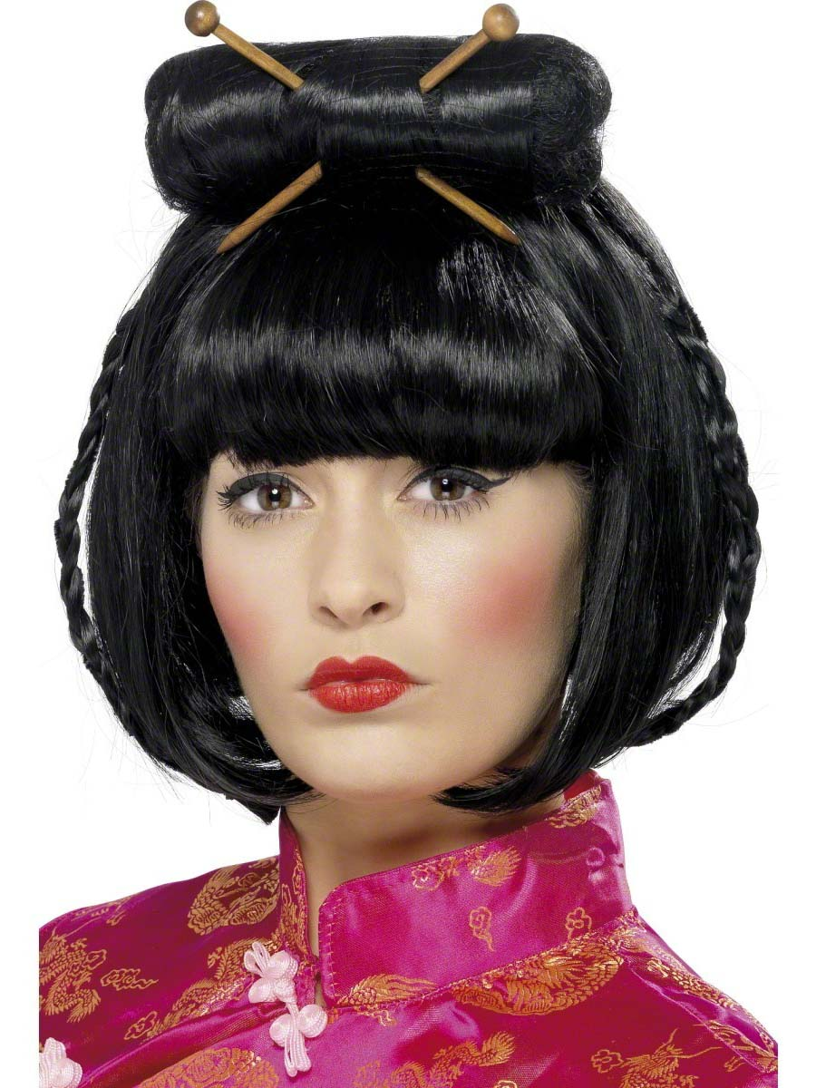 Chinese Ladies Wigs 54