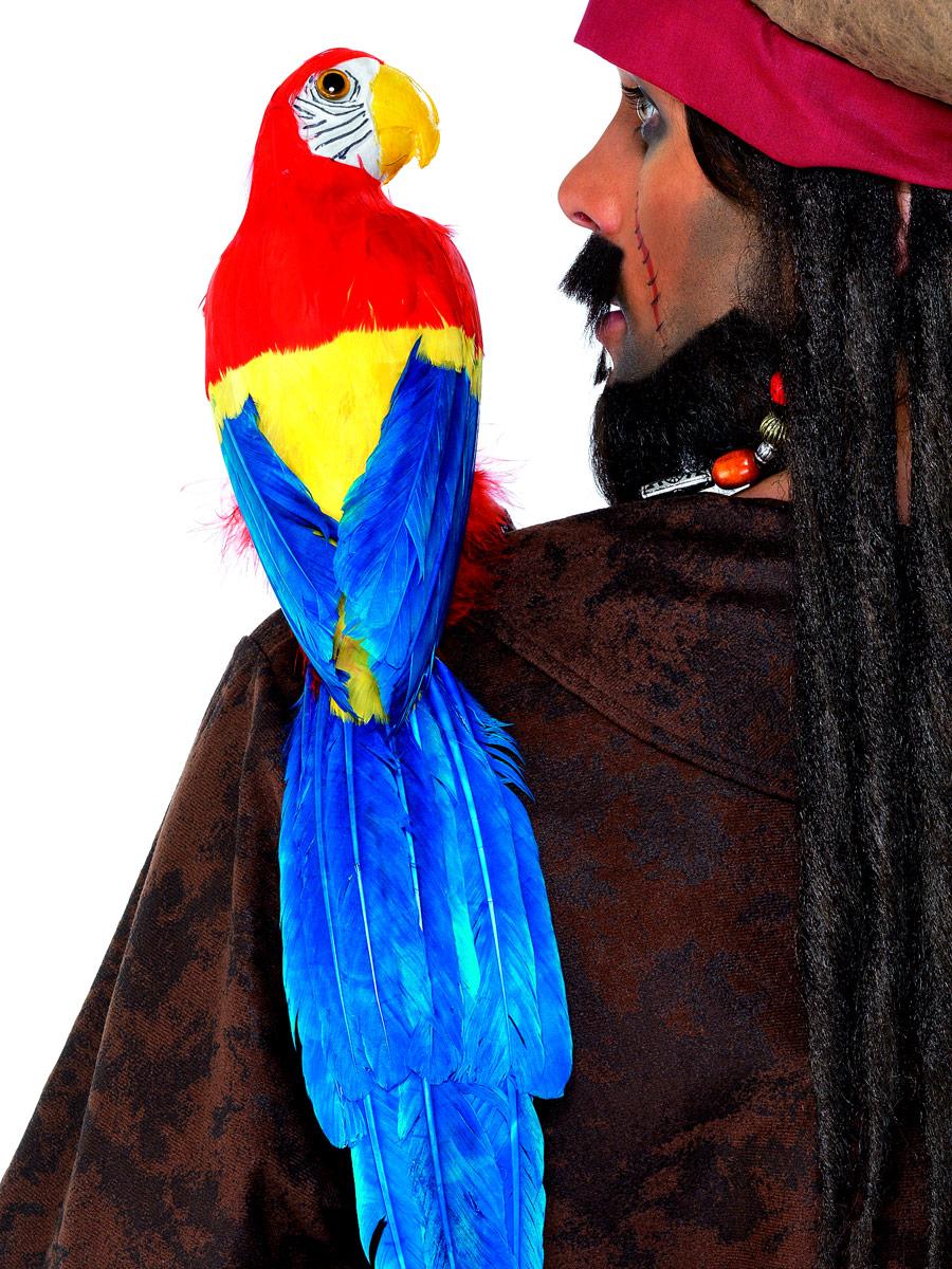 20 Inch Parrot 33656 Fancy Dress Ball