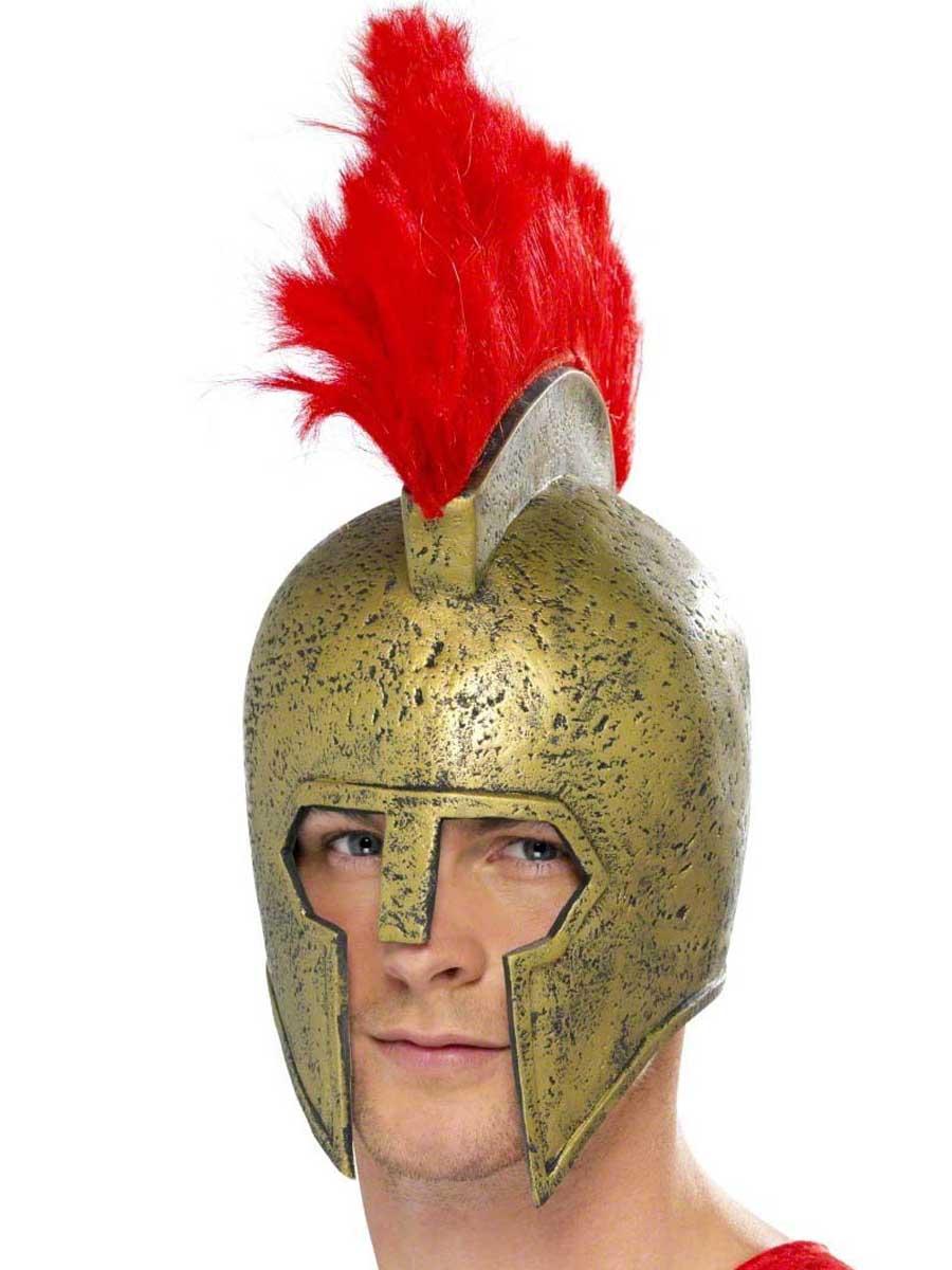 perseus gladiator helmet 21736 fancy dress ball
