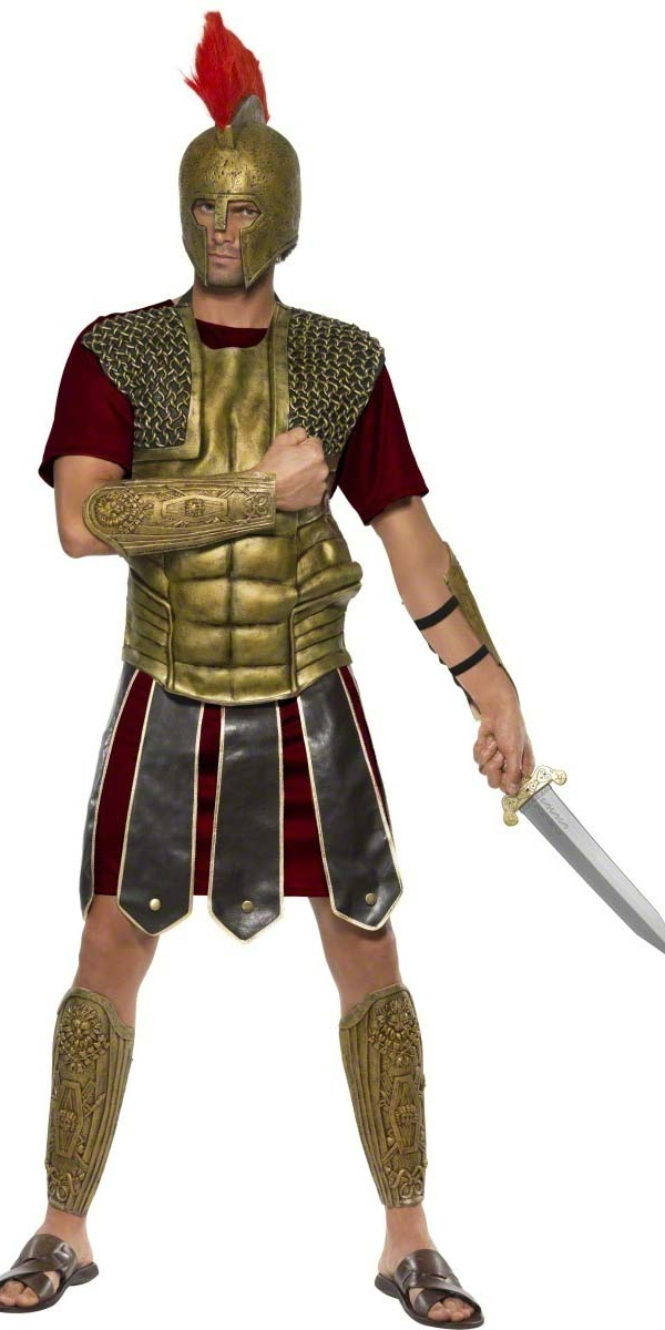 Gladiator Halloween Costume