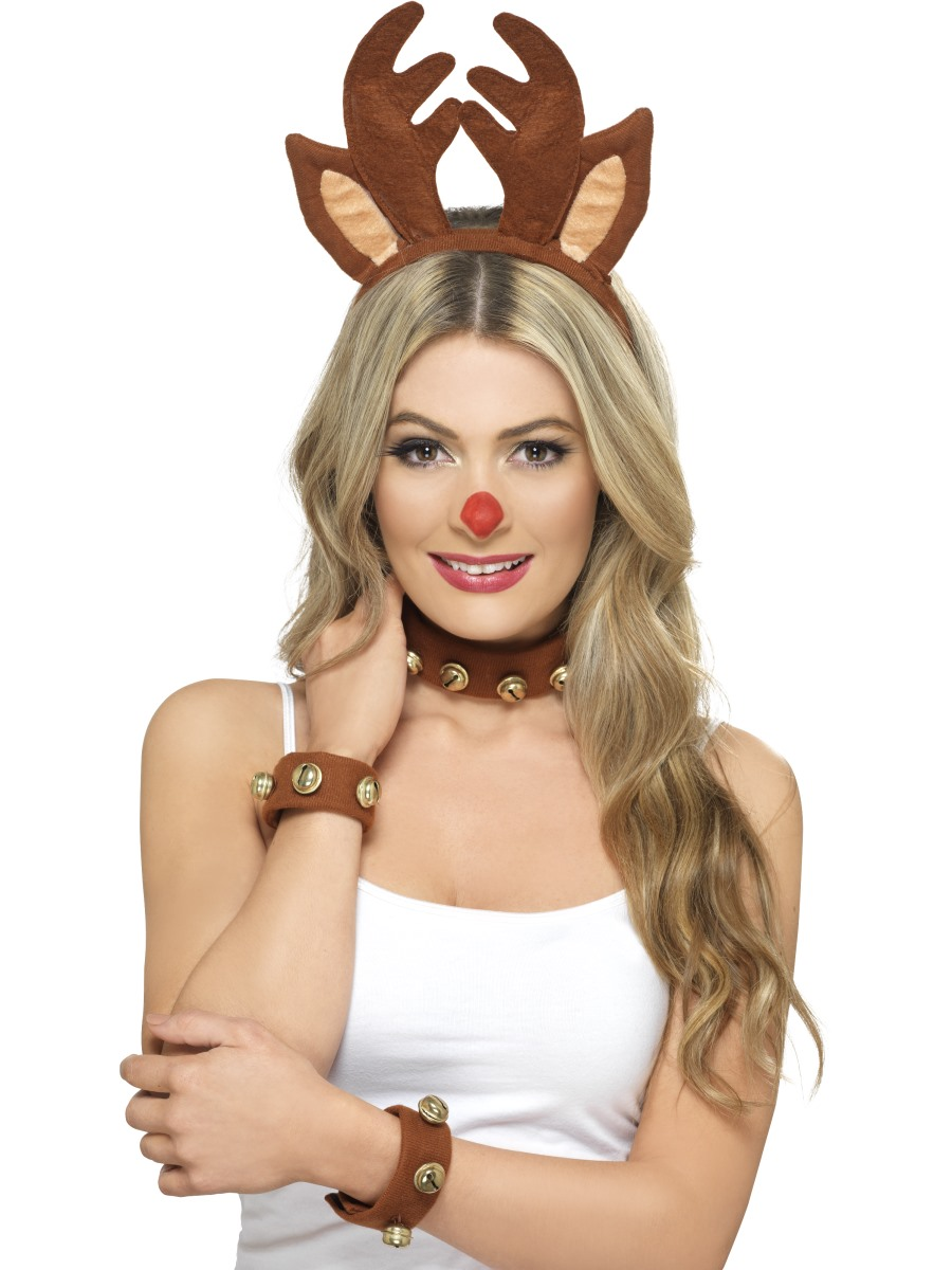 Pin up reindeer kit 39829 fancy dress ball - Dress code rennes ...
