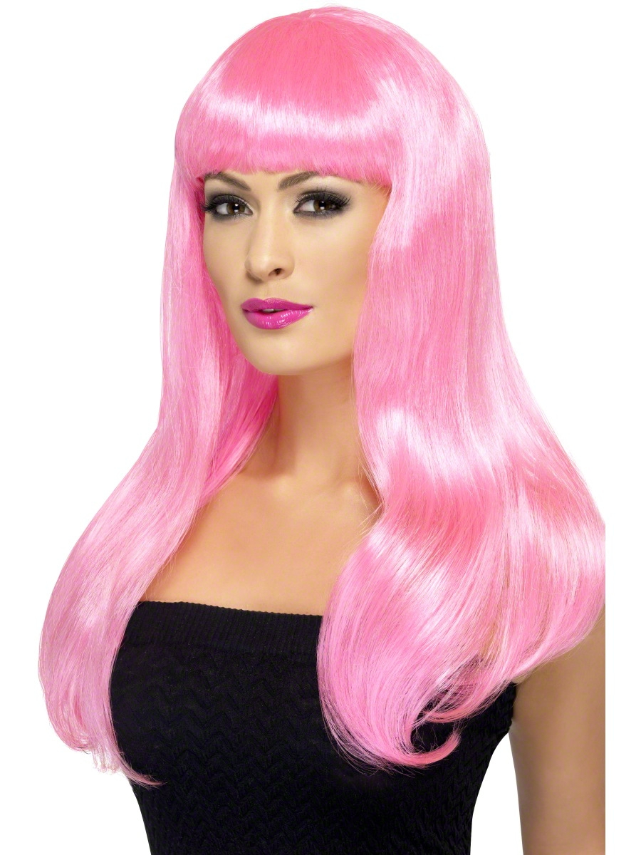 Pink Wigs For Sale Uk 113
