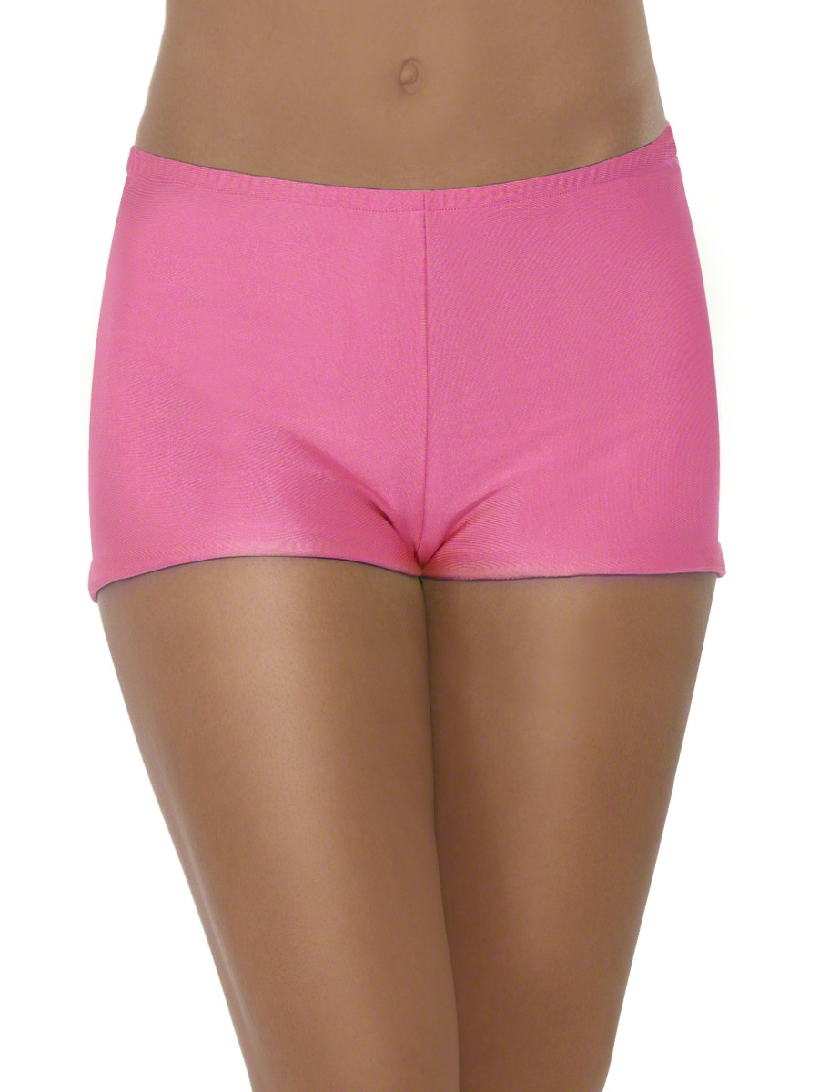 Pink hot pants 23367 fancy dress ball