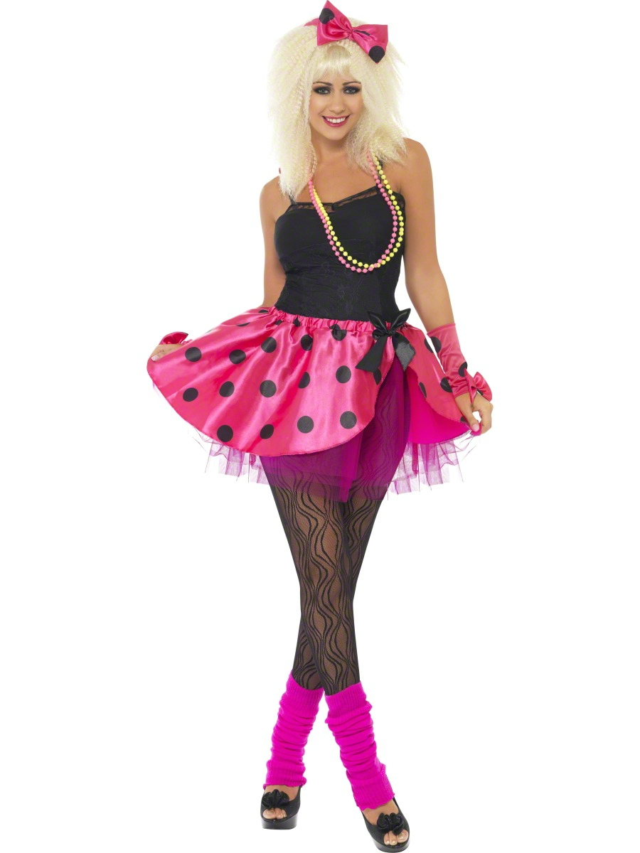 Pink Tutu Instant Kit - 22473 - Fancy Dress Ball