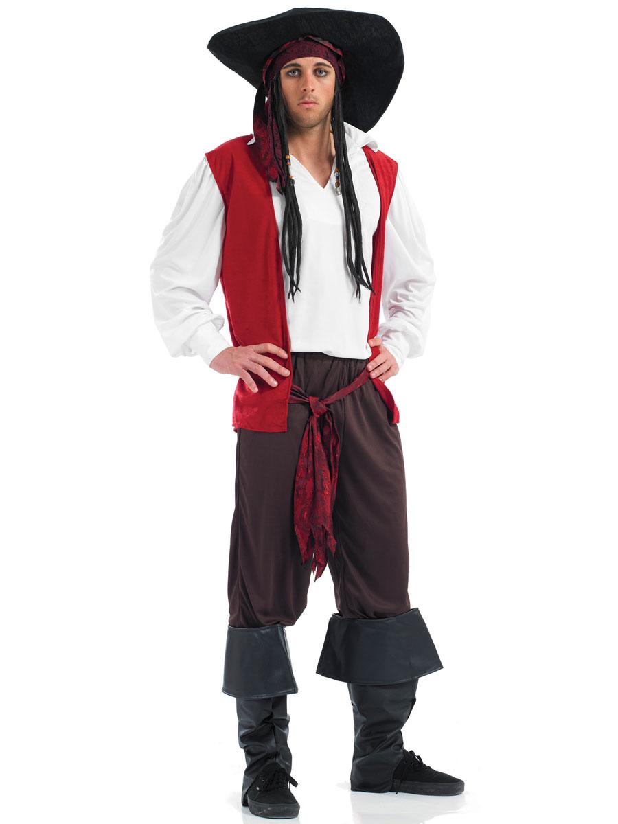 Adult Pirate Costume Fs2291 Fancy Dress Ball