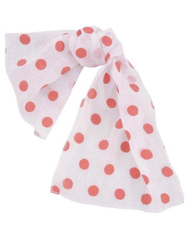 polka dot scarf ba1794 fancy dress