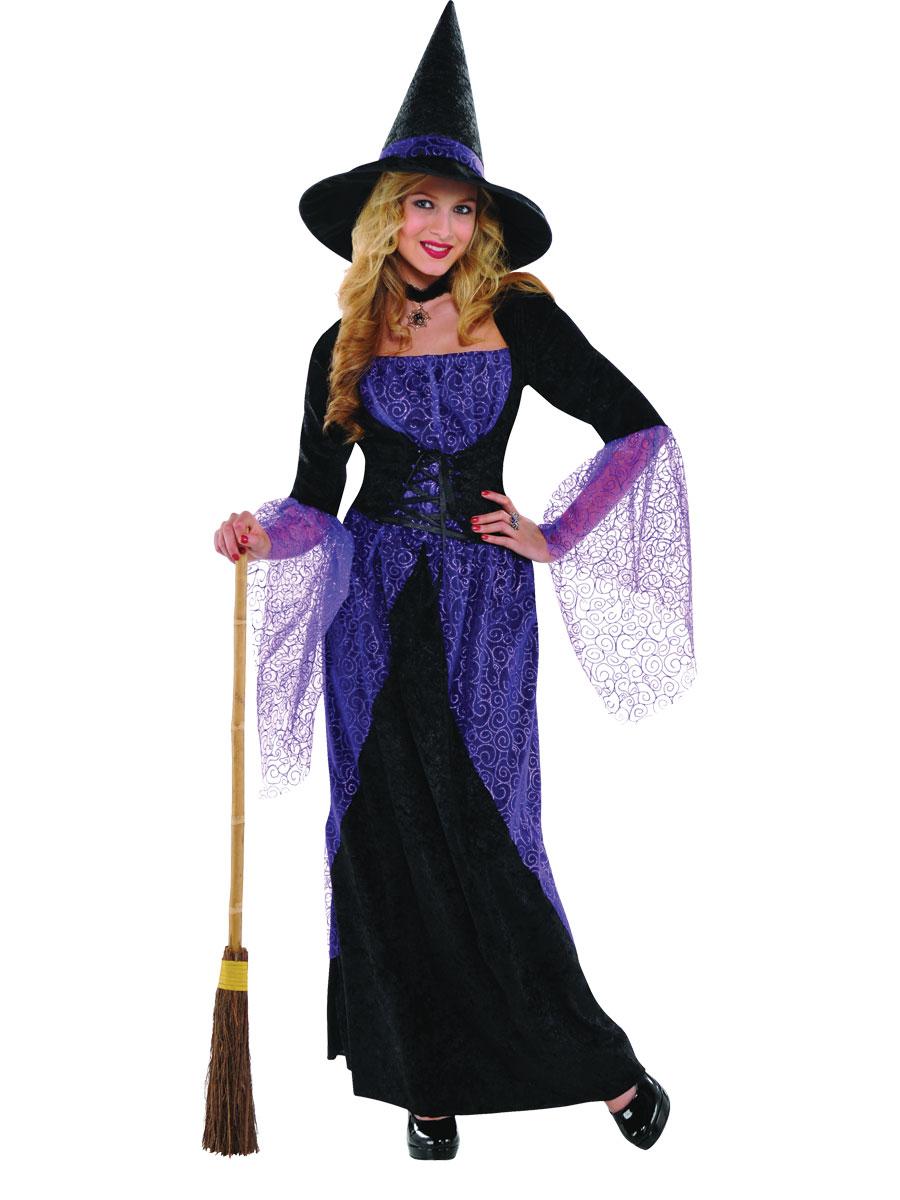 Pretty Potion Witch Costume  sc 1 st  Fancy Dress Ball & Witch Fancy Dress Witches Costumes Witches Fancy Dress Wicked ...
