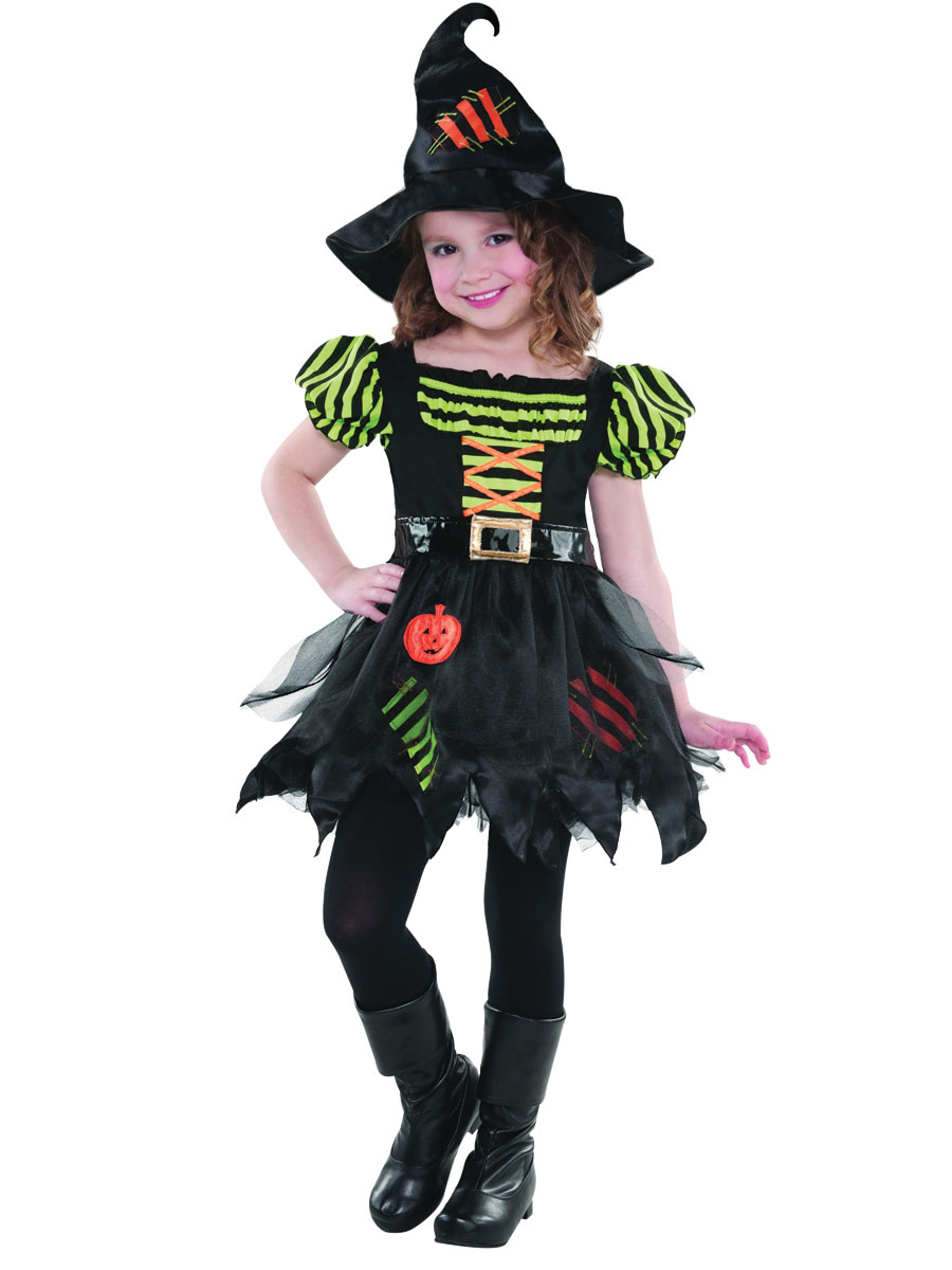 d1d568e21 Child Pumpkin Patch Witch Costume - 996225 - Fancy Dress Ball