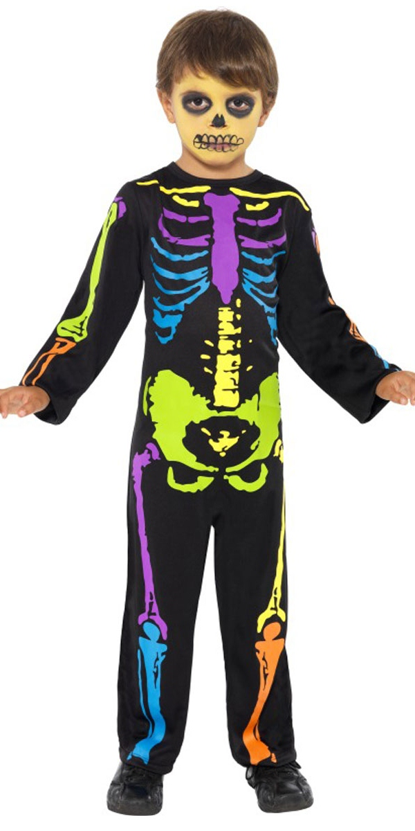 Home > Halloween Costumes > Boys Halloween Costumes > Punky Multi-Ne...