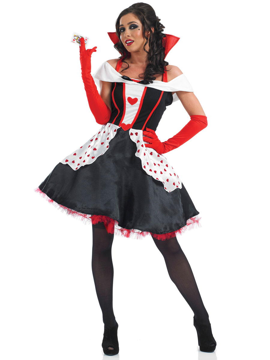 queen of hearts costume halloween express