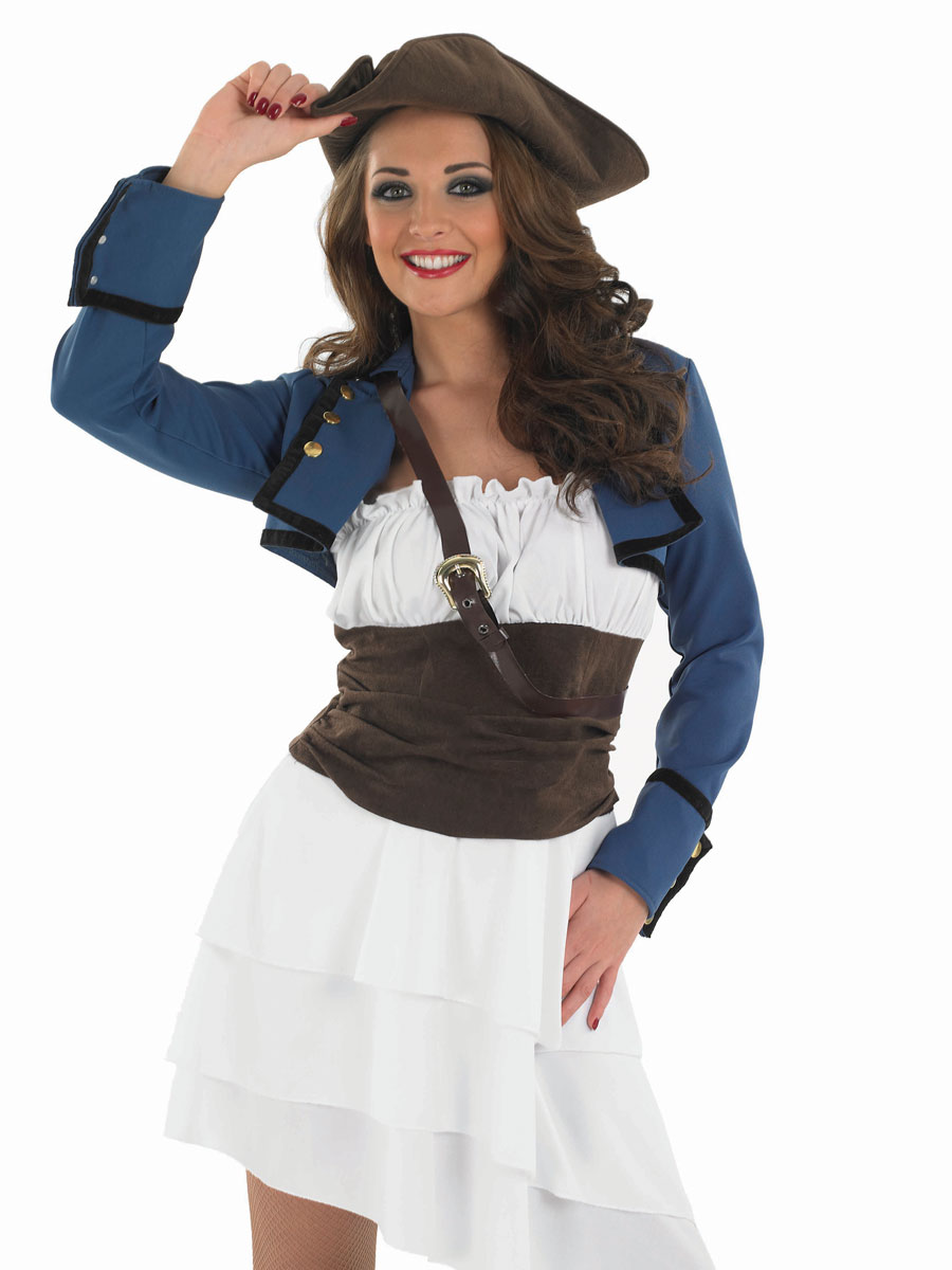 Adult Ra Ra Pirate Girl Costume - FS3349 - Fancy Dress Ball - photo#29