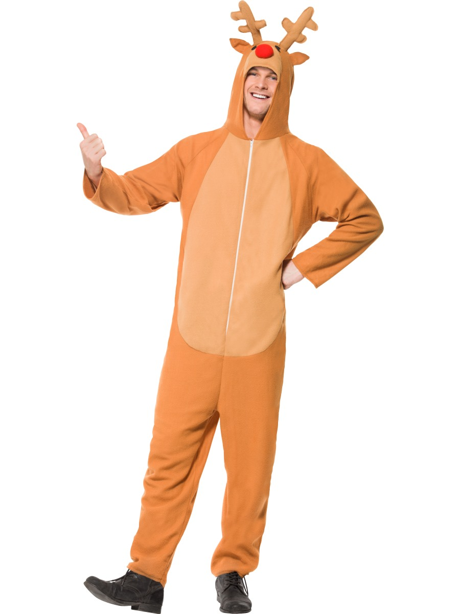 Reindeer Onesie Costume e93fba6db