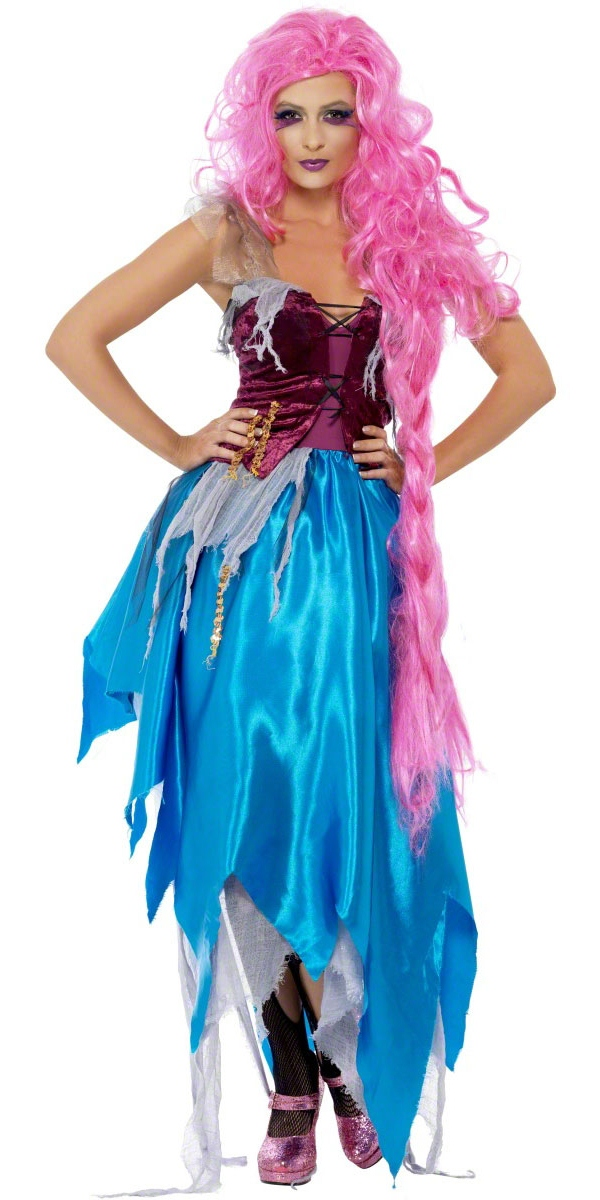 Adult Repulsive Rapunzel Costume · VIEW FULL IMAGE  sc 1 st  Fancy Dress Ball & Adult Repulsive Rapunzel Costume - 28042 - Fancy Dress Ball