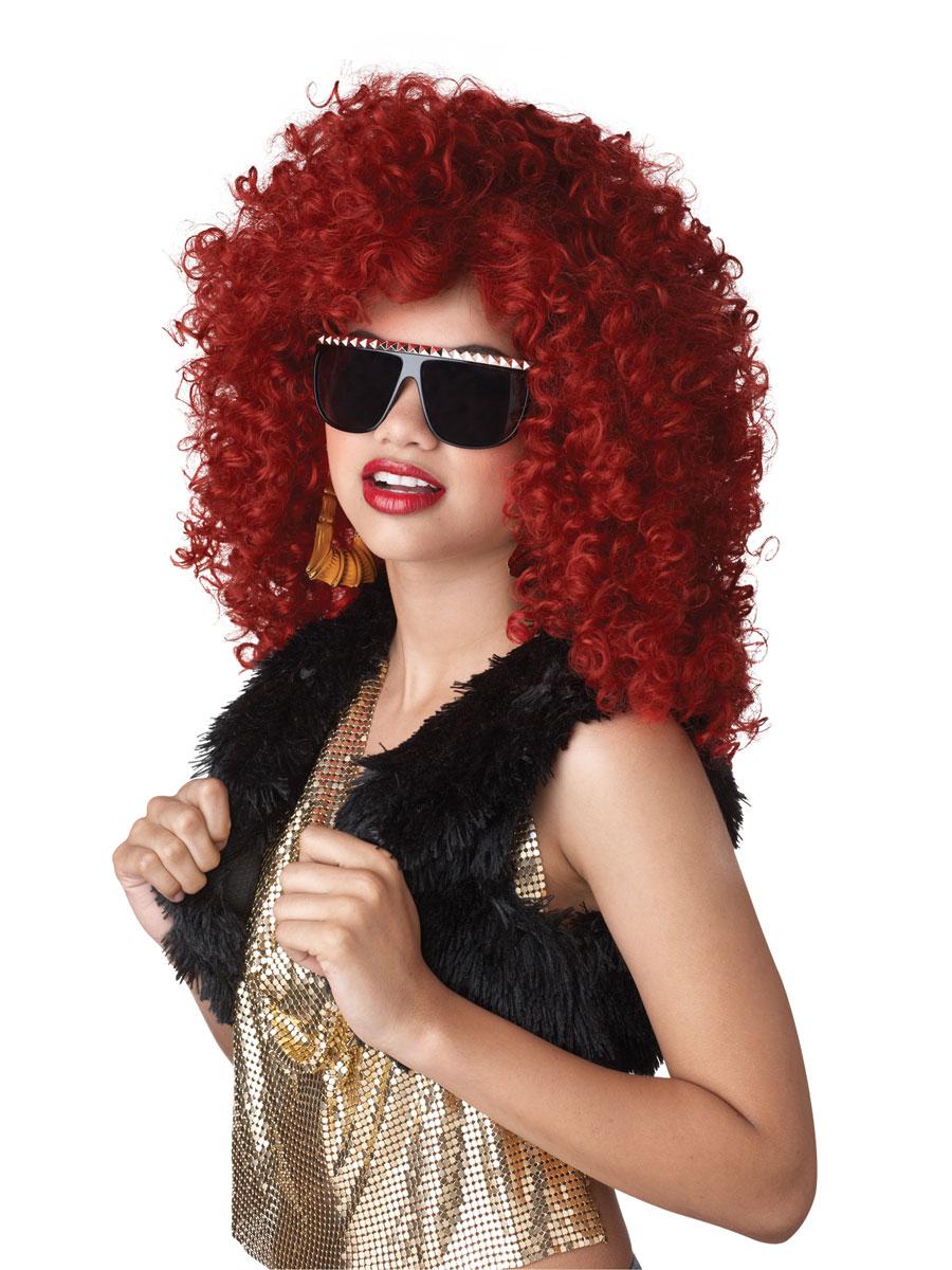 Rihanna Wig 70661 Fancy Dress Ball