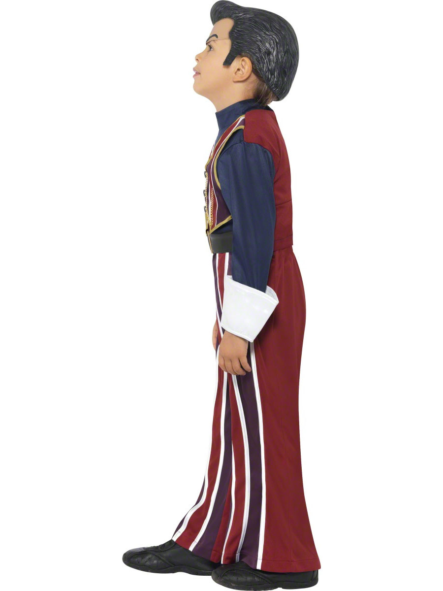 Lazytown lazy town costume sportacus deluxe pictures to pin on