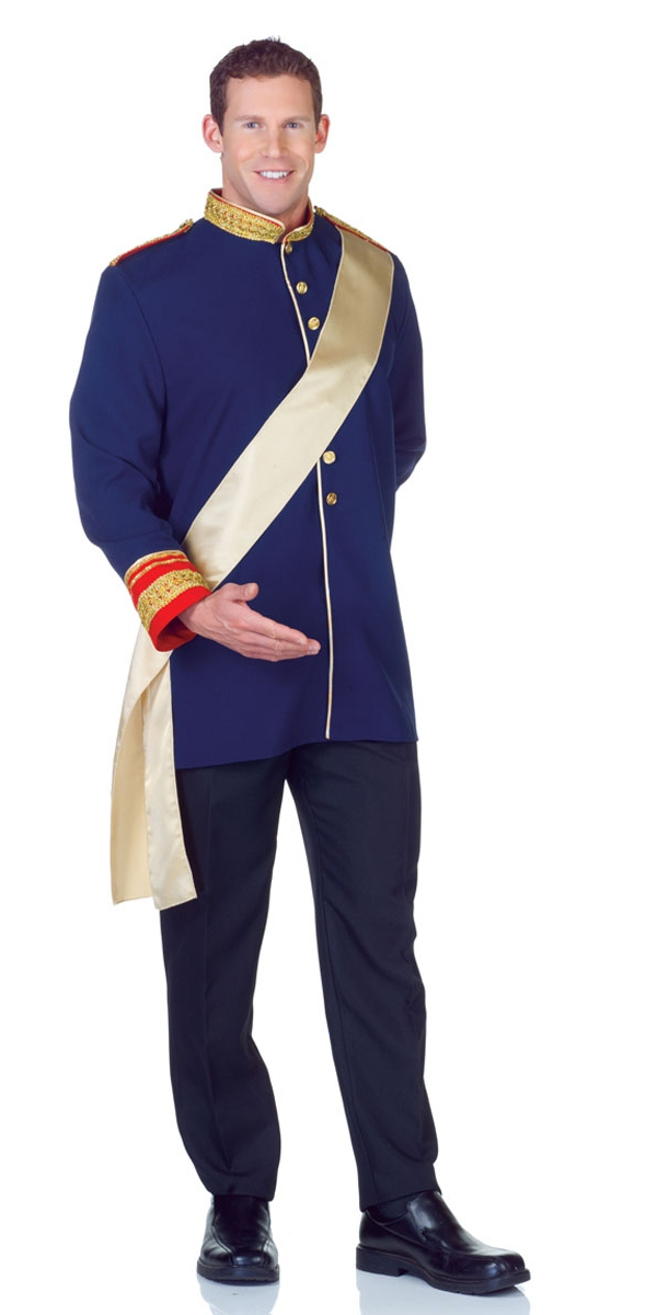 To recieve an automatic email once we have royal prince costume back