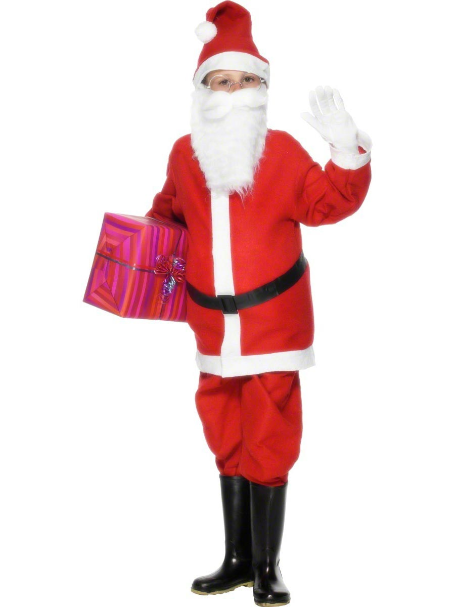 200cab24f2a Child Santa Costume - 21478 - Fancy Dress Ball