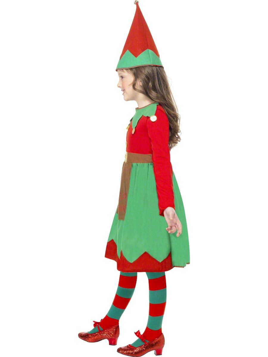 Santa S Little Helper Costume Kids