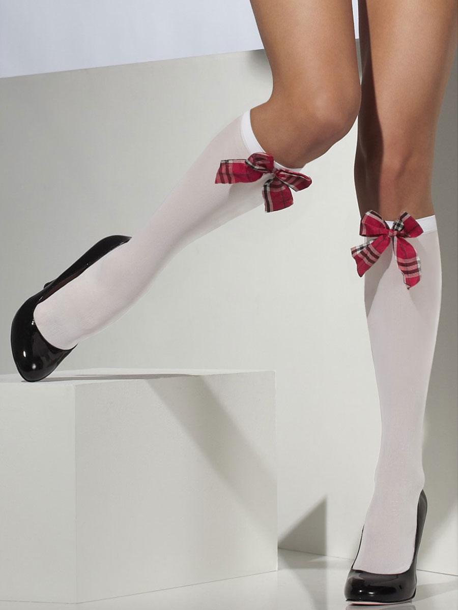 e267726d6b2 School Girl Knee High Socks - 23149 - Fancy Dress Ball