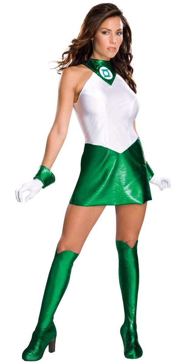 green lantern costumes green lantern outfits green. Black Bedroom Furniture Sets. Home Design Ideas