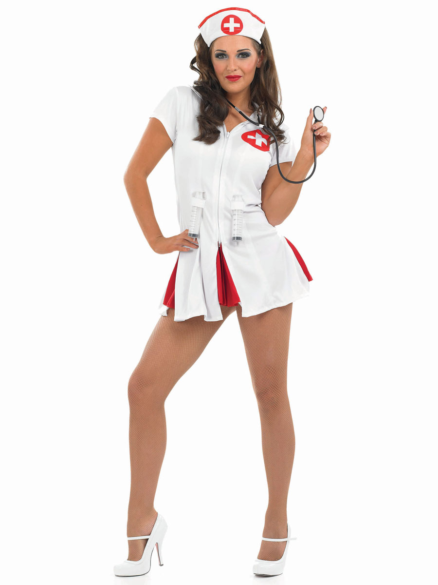 Hot and sexy nurse