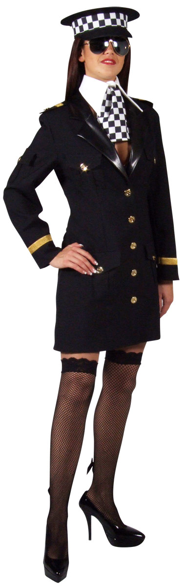 Adult Sexy Police Officer Costume  sc 1 st  Fancy Dress Ball & Womenu0027s Police Costumes u0026 Fancy Dress Outfits | Fancy Dress Ball