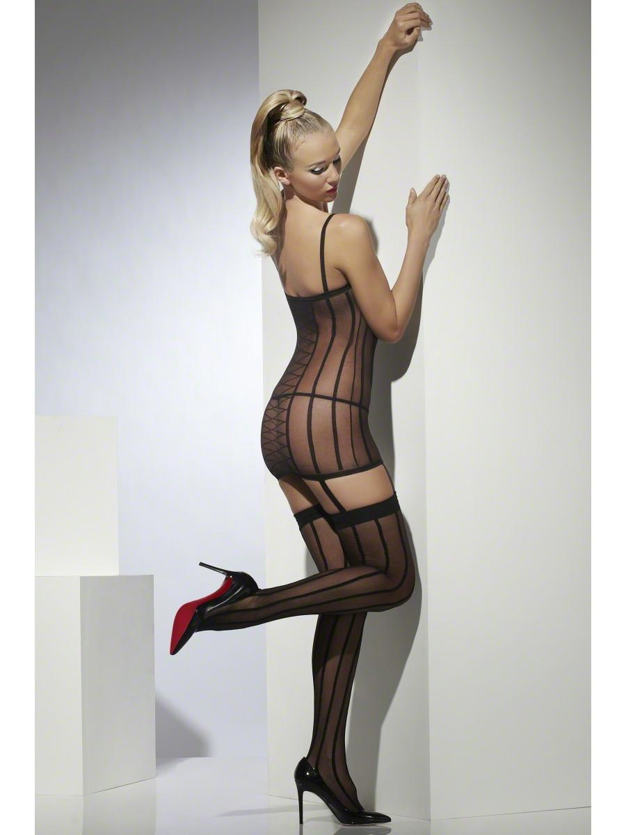 Greatt ladies in stocking