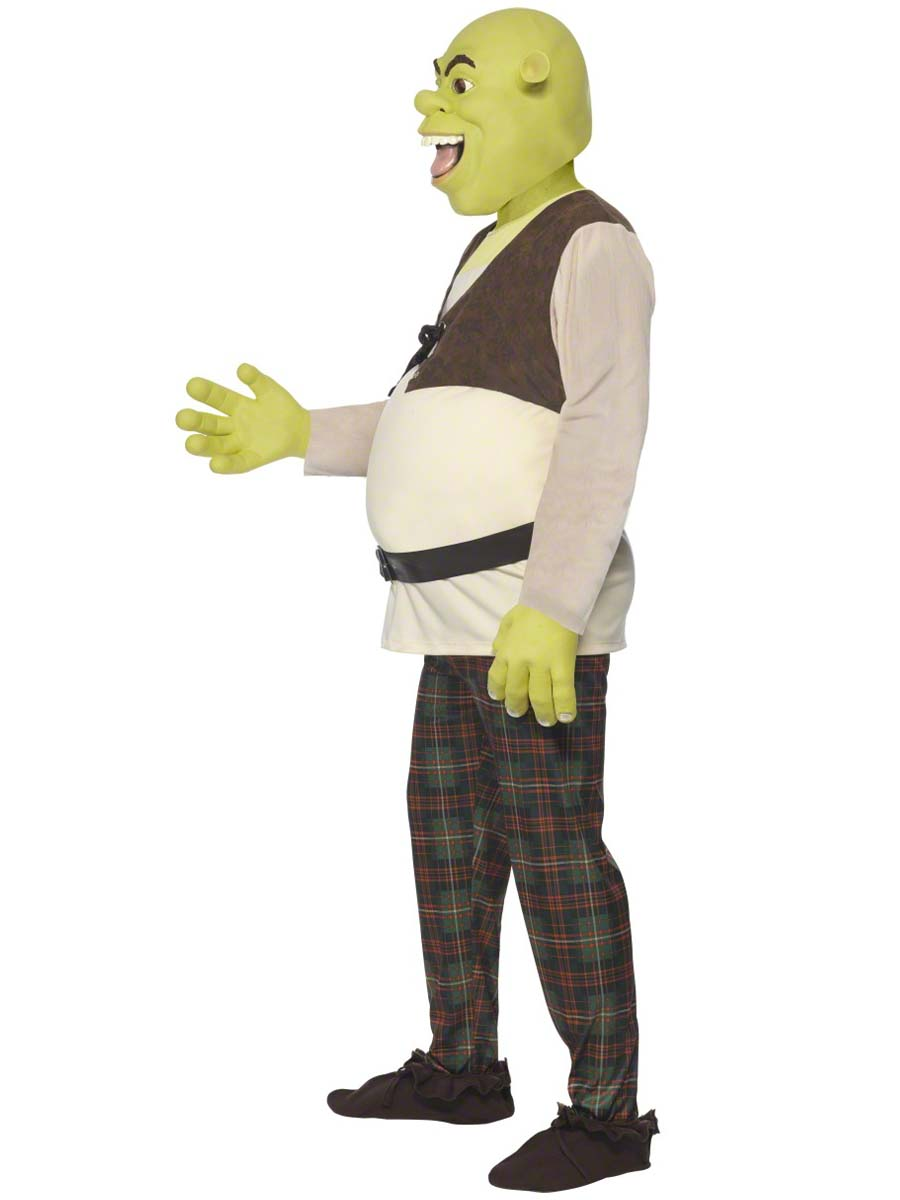 Adult Shrek Costume - 38357