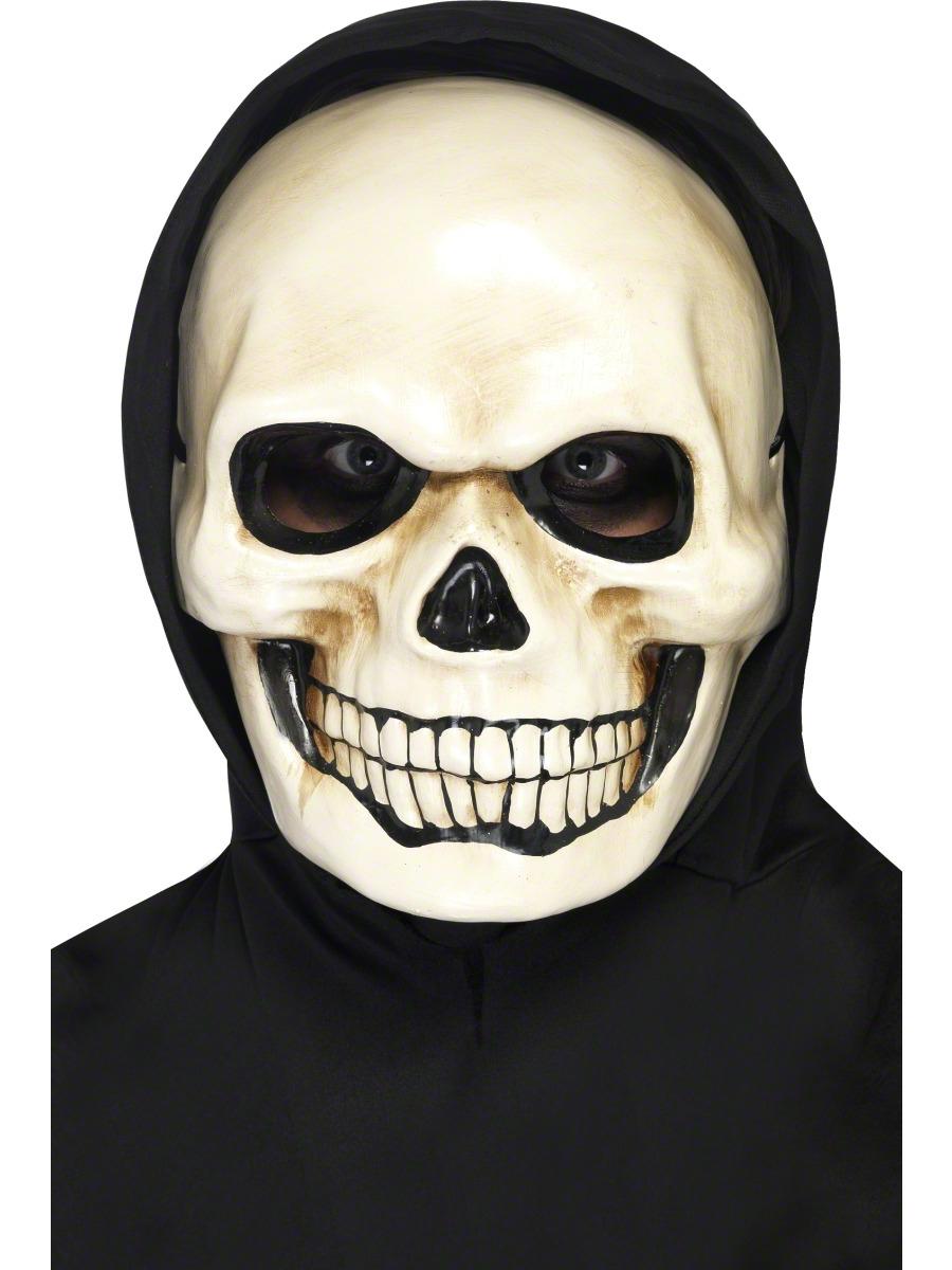 Adult Skull Mask - 29664 - Fancy Dress Ball