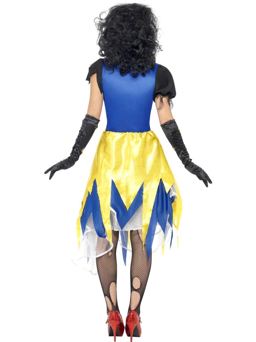 Adult Snow Fright Costume 21594 Fancy Dress Ball