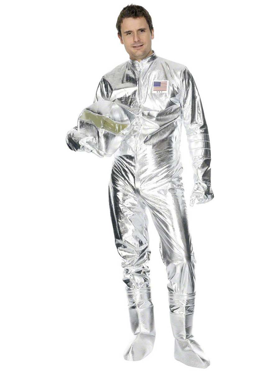 Adult Spaceman Costume...