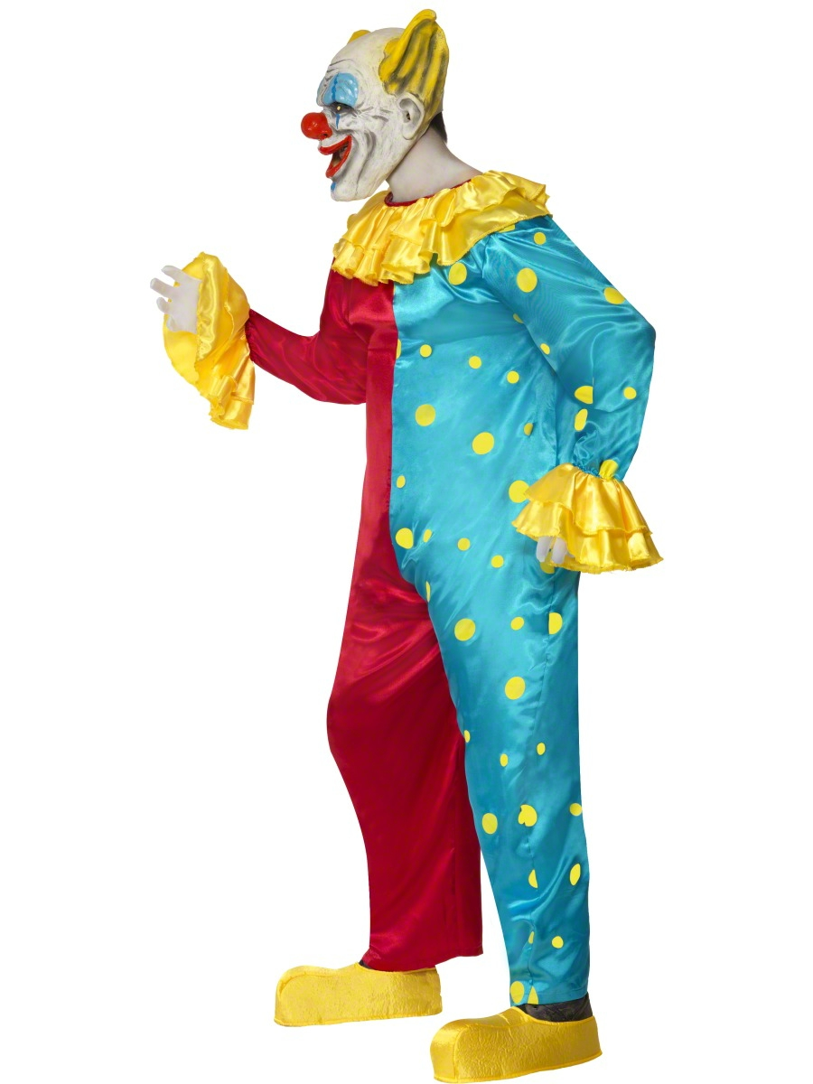 Adult Stitches The Clown Costume 26863 Fancy Dress Ball