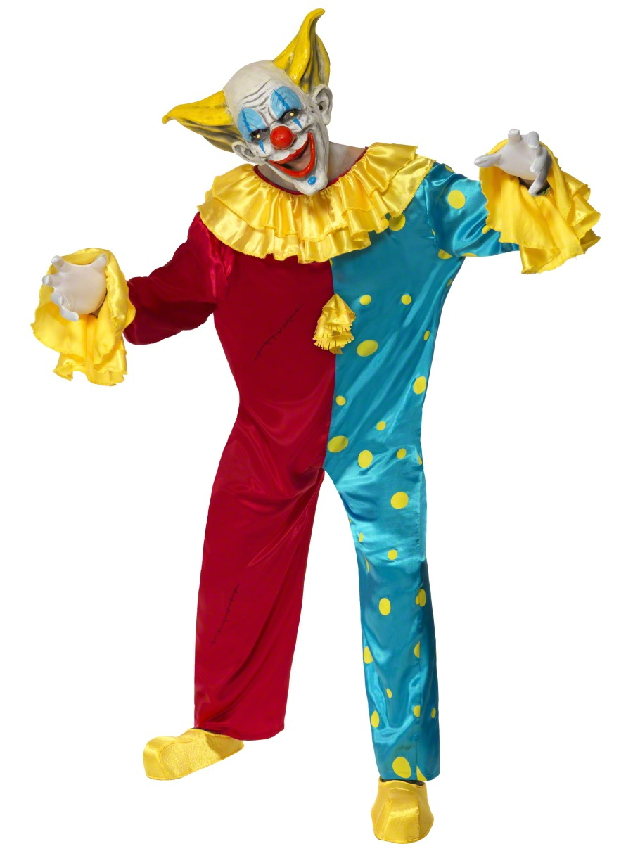 Magic Kingdom additionally Mad Diva Latex Clown Mask also Stitches The Clown Costume 26863 as well Original Batman Grumpy Clown 111246 also Dino Birthday Cake 1079. on scary christmas party