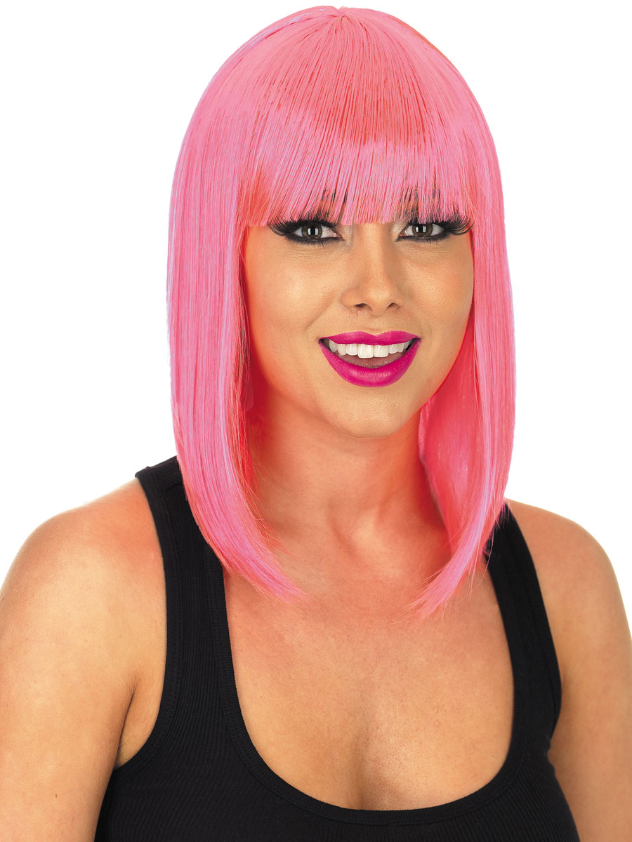 Pink Wigs For Sale Uk 44