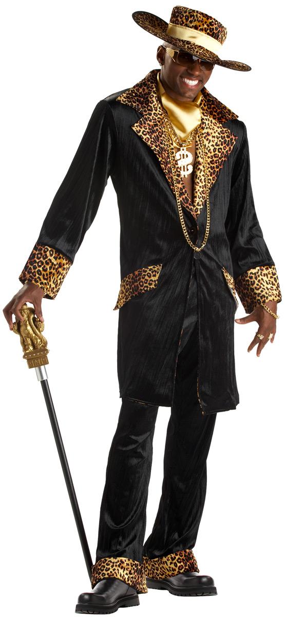 supa mac daddy pimp costume 00832 fancy dress ball
