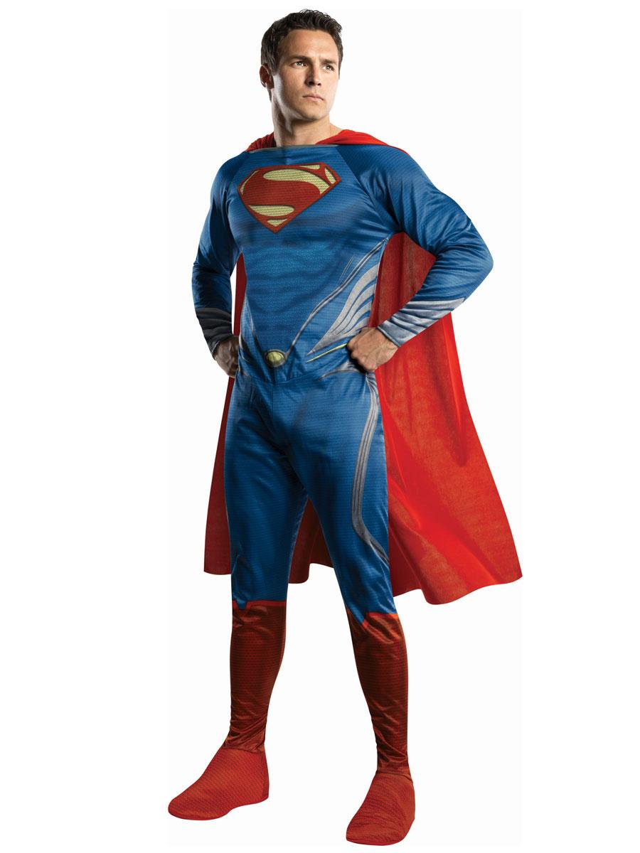 Adult Superman Man of Steel Classic Costume - 887156 ...
