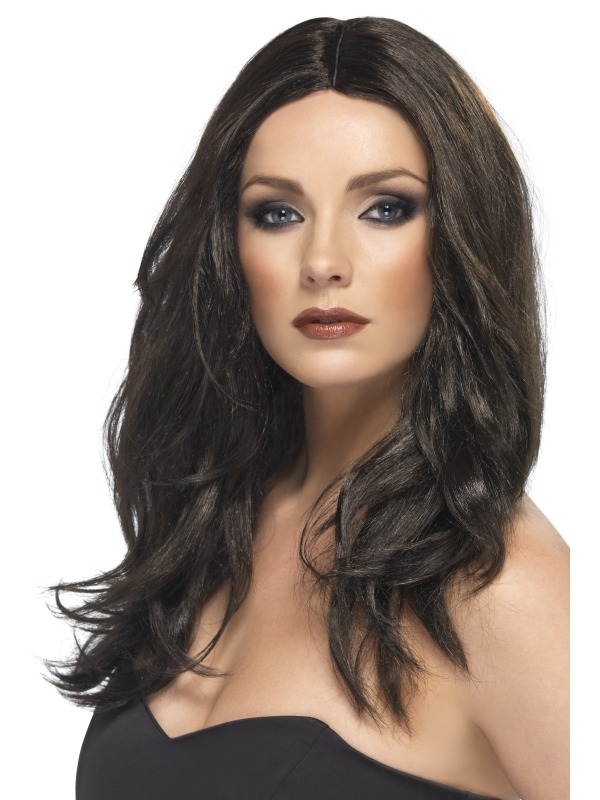 Pin Home Ladies Wigs Giselle Brown And Blonde Dip Dye Ombre Wig on ...