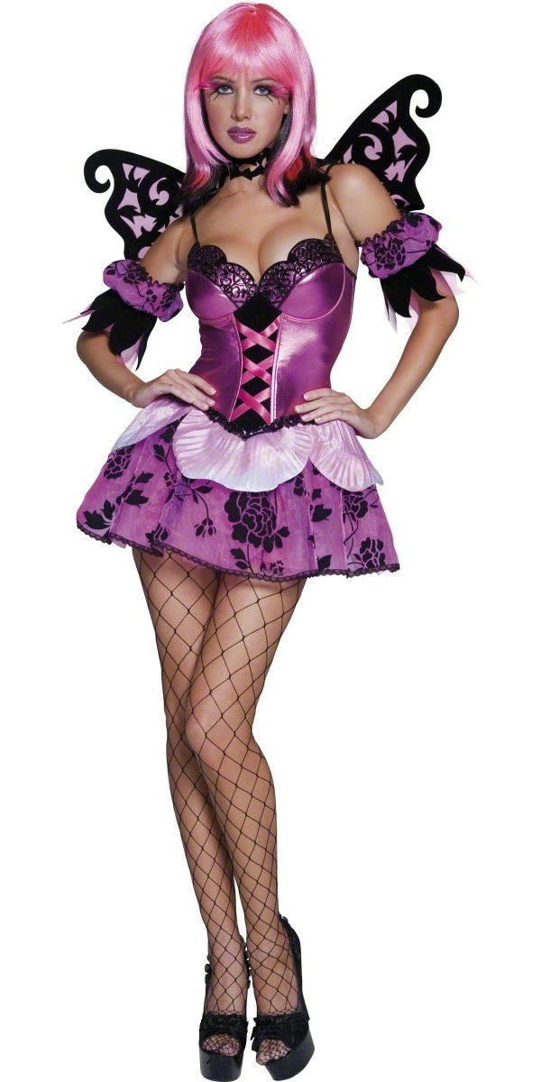 adult tainted garden fallen pixie costume 33749 fancy. Black Bedroom Furniture Sets. Home Design Ideas